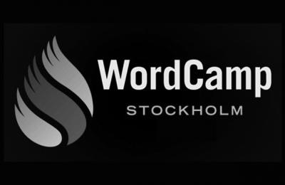 Vi sponsrar Sveriges första WordCamp någonsin!